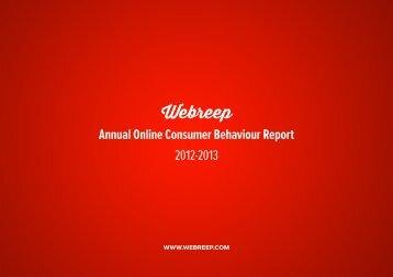 WebreepReport2012-2013