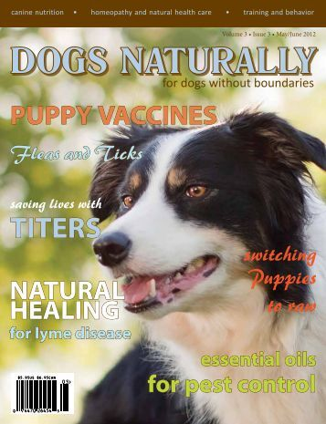 Download the PDF Version - Dogs Naturally Magazine