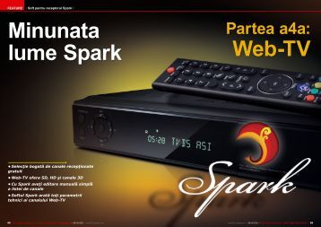 Partea a4a: Web-TV - TELE-satellite International Magazine