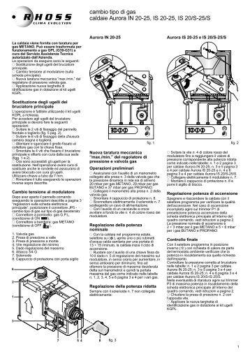 H33249-v01 Manuale Installazione Aurora IS 20-25-20S-25S