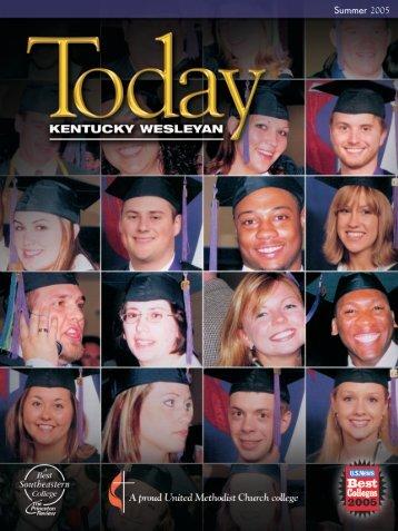 Summer 2005 - Kentucky Wesleyan College