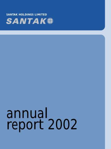 santak holdings limited