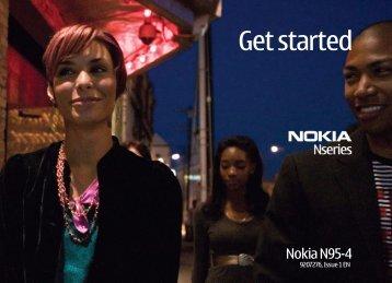 Get started - Nokia