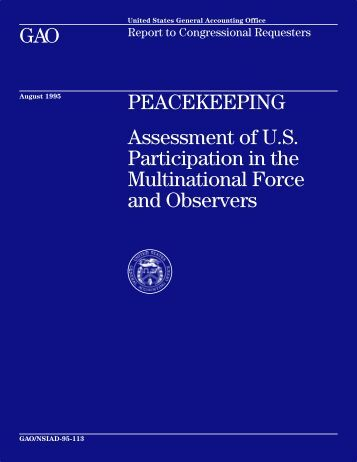 United States - US Government Accountability Office