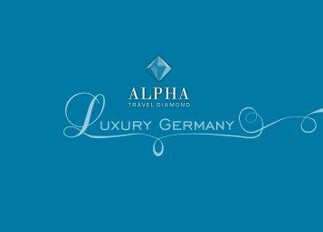 Alpha Travel Diamond – First Edition