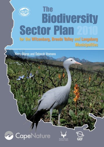 Shire of chittering local biodiversity strategy