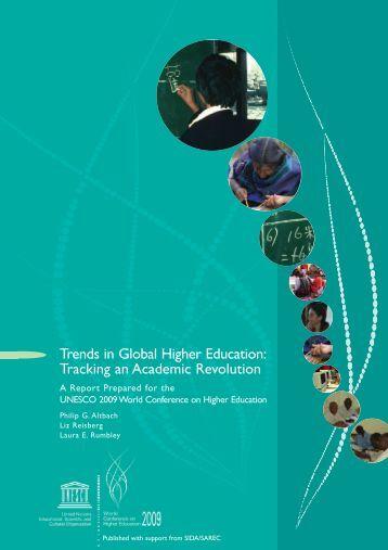 Trends in Global Higher Education - The Graduate Institute, Geneva