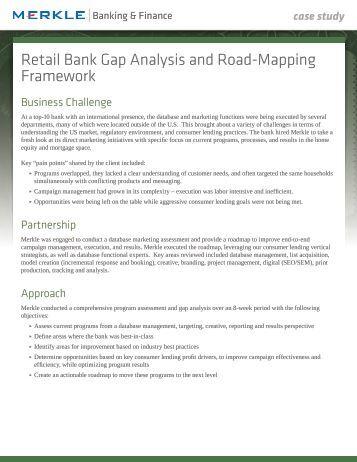 gap analysis of the royal bank Gap analysis of services offered in retail banking 3 hsbc — 10 billion 4 royal bank of scotland — 8 billion 5 wells fargo — 7 billion 6 jp morgan chase.