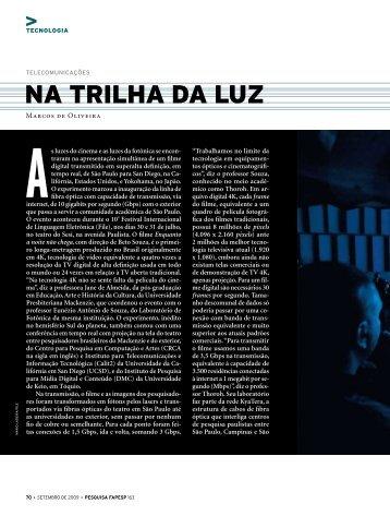 Setembro 2009 - Revista Pesquisa FAPESP