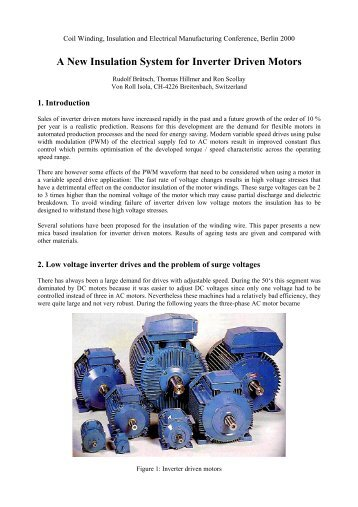 High Voltage Insulator Failures : High voltage insulation failure mechanisms von roll