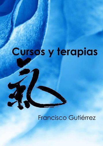 Cursos y terapias