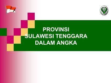 profil pengelolaan obat di kab/kota se provinsi sulawesi tenggara