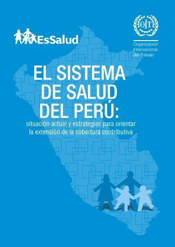 EL Sistema de Salud del Perú