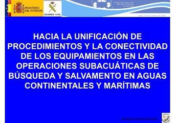 HACIA LA UNIFICACIÓN DE PROCEDIMIENTOS Y LA ... - Sergofi