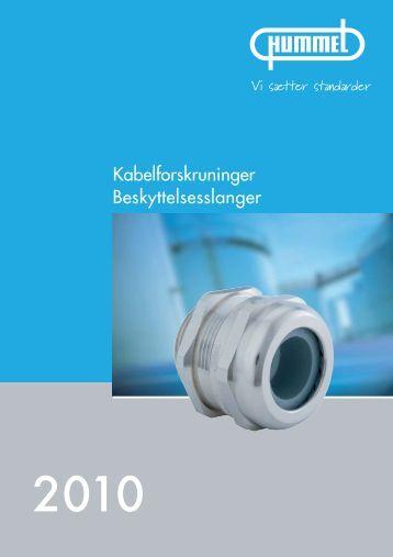 Diverse kabelforskruninger - Hummel AG