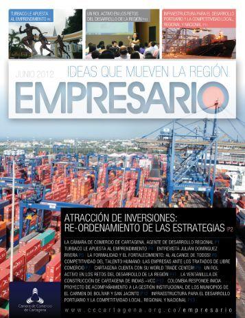 colombia responde - Cámara de Comercio de Cartagena