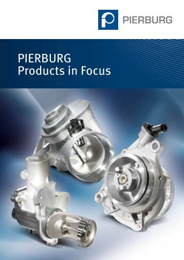 PIERBURG Products in Focus - Ms-motor-service.cn