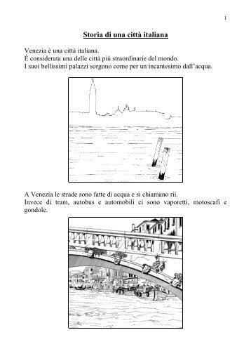 Storia di una citt italiana - Maestra Sabry