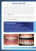 Temporising Teeth: - Henry Schein - Page 2