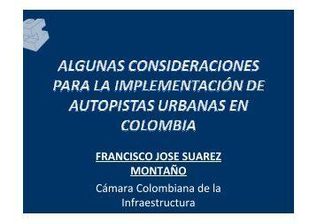 Francisco Suárez, Vicepresidente de la Cámara Colombiana de la ...
