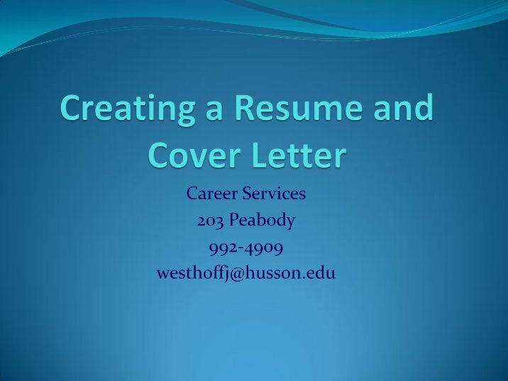 resume effective objective statement