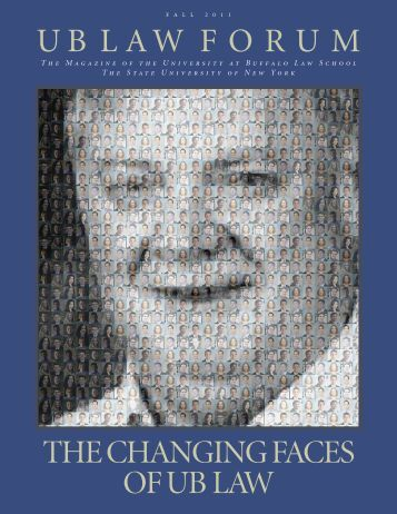 0 Law cover 2010 (Page 203) - SUNY Buffalo Law School - University ...