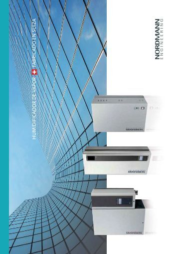 nordmann catalogo general humidificadores 2012.pdf - Caloryfrio.com