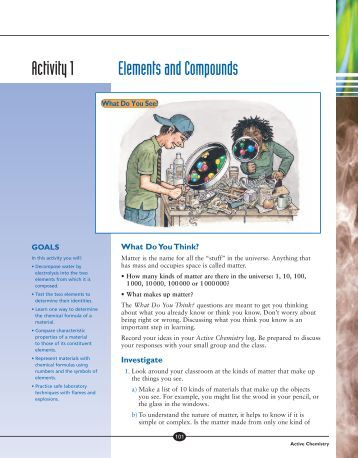 elements and their compounds This site is dedicated to organizing the imense amount of information in the ap  chemistry course.