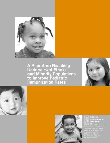 improving education for minorities Enriching medicine through diversity  racial and ethnic minorities comprise 26% of the total  equal access to education, and 2) improving health care in.
