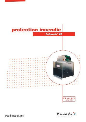 Protection incendie france air