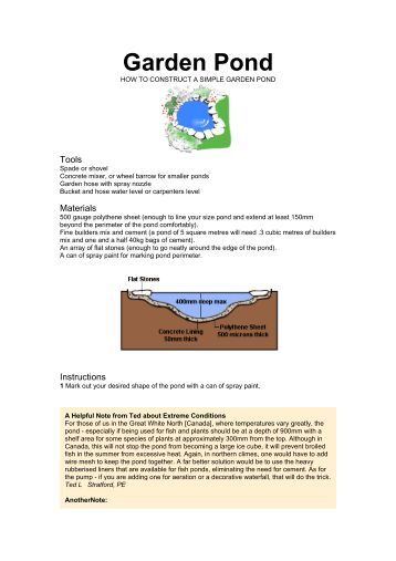 4 architecture countr for Garden pool pdf