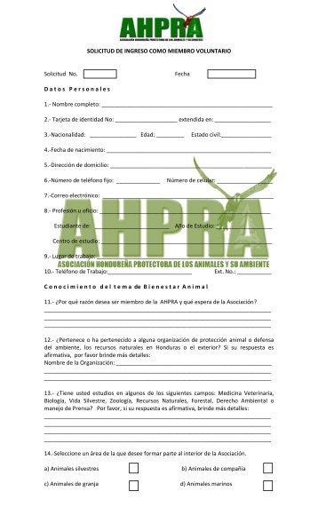 pdf 250.90 KB - Asociación Hondureña Protectora de los Animales y ...