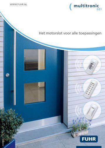 Norhtgo buitendeuren folder maasroute deuren for Norhtgo deuren