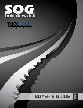 PDF catalog - Tool Logic