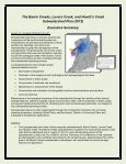 Barrie Creeks, Lovers Creek, and Hewitt's Creek Subwatershed Plan - Page 4