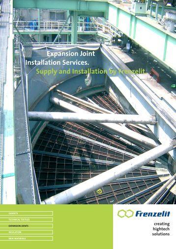Download brochure Installation Services - Frenzelit Werke GmbH