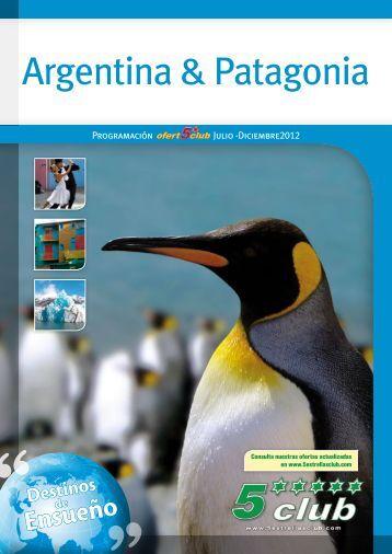 programacion argentina - 5 Estrellas Club