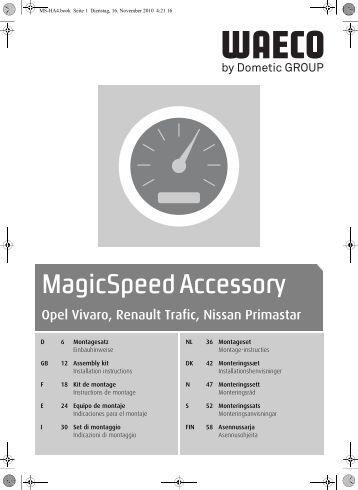 magicspeed ms800 waeco. Black Bedroom Furniture Sets. Home Design Ideas