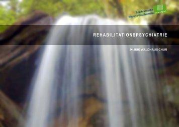 Rehabilitationspsychiatrie
