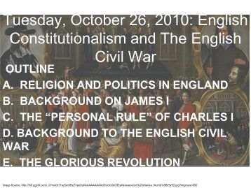 the causes and effects of the english civil war The civil war broke out in 1642, and was a war that is within a country, it has many reasons for happening this essay will explain and categorise the main cause's fop the civil war.