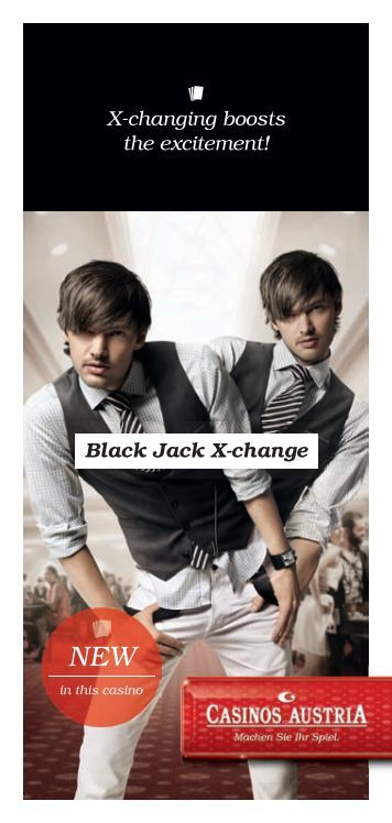 black jack x change