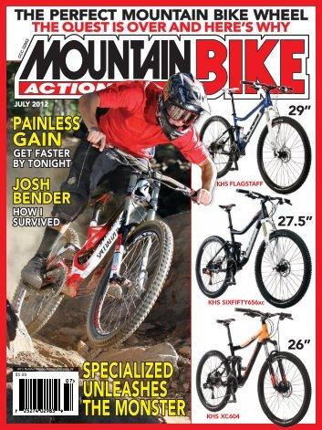 The perfect mountain bike wheel - B & N Cycling