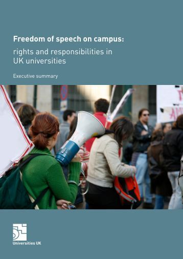 rights and responsibilities of a university Responsibilities important aspects of attending the university as a student are having respect for the rights of others in the community, conducting one's self in a manner that is compatible with the university's mission and taking responsibility for one's actions.