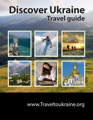 Travel guide - Travel to Ukraine