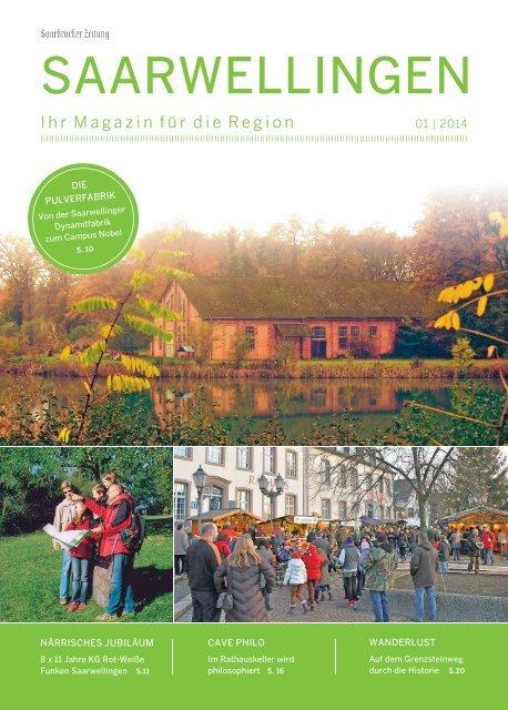 Gemeindemagazin Saarwellingen 01|2014