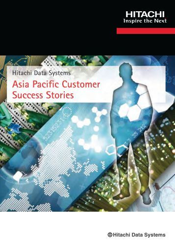 The Solution - Hitachi Data Systems