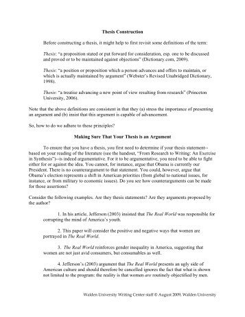 Dissertation help walden univeristy cu boulder admission essay questions