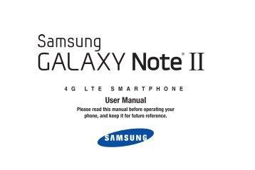 User Manual - US Cellular