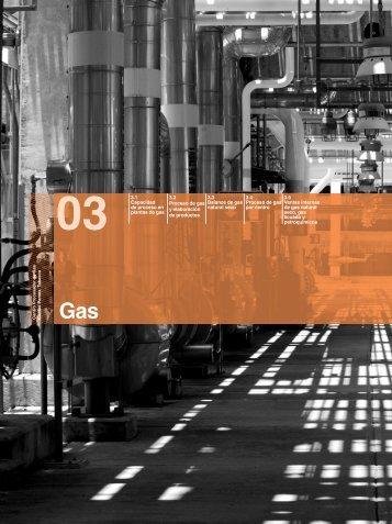 3.1 Capacidad de proceso en plantas de gas 3.2 ... - Ri.pemex.com