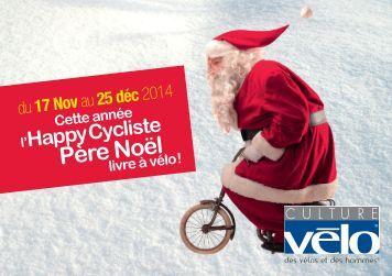 Culture Vélo - Noël 2014
